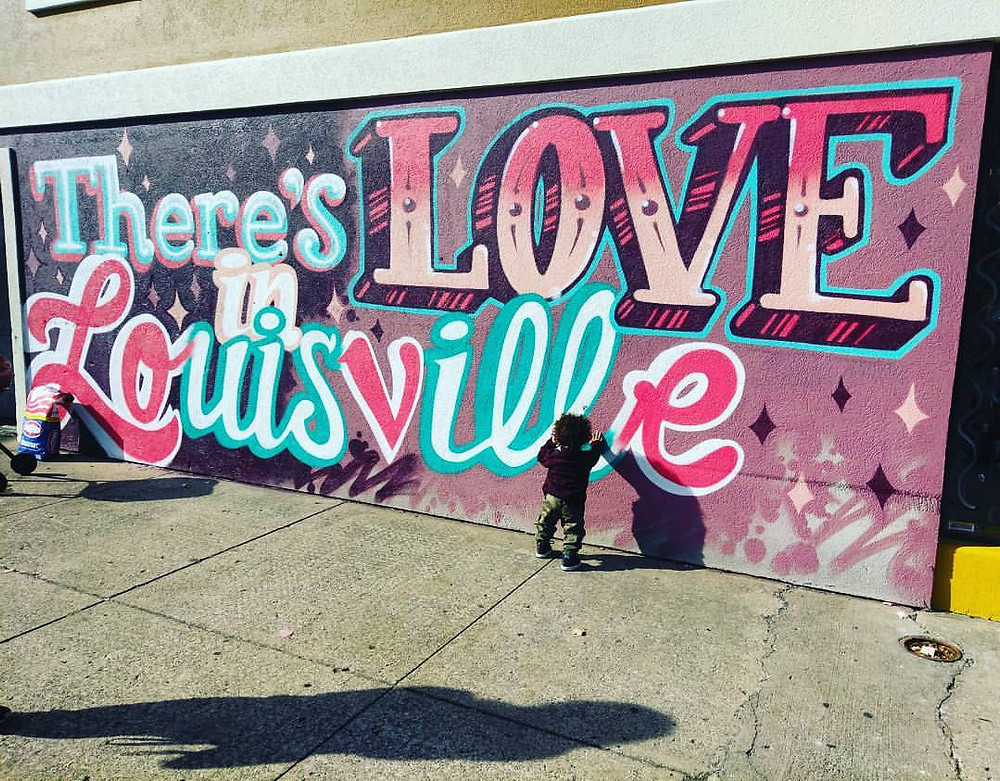 THERE'S LOVE LOUISVILLE