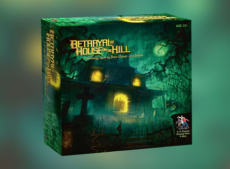5 Tabletop Games to try this Halloween