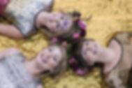 Glitter girl, festival glitte