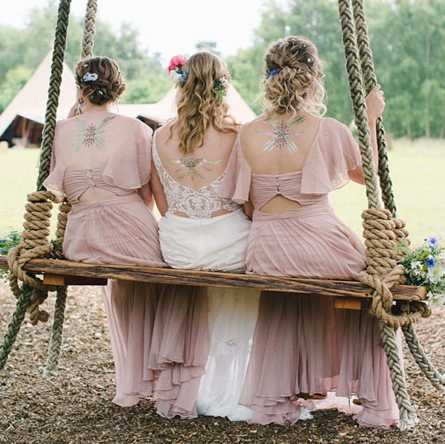Natural Sustainable Wedding Ideas
