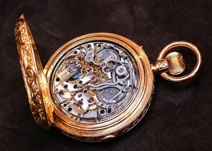Haute-Jewelry & Deluxe Watches