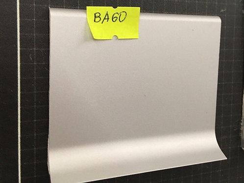 Плинтус из алюминия BA (40, 60, 80, 100 мм высота) 3м