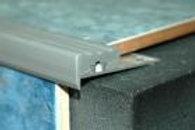 Алюминиевый профиль с резиновой вставкой ПУ-09(25мм)
