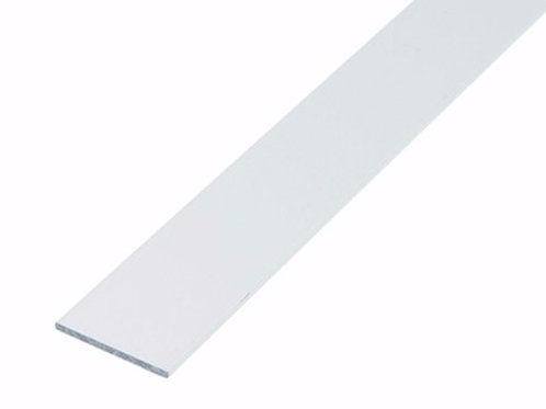 Полоса алюминиевая разной ширины 3м