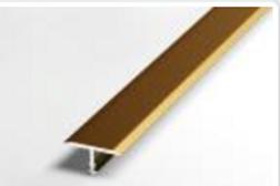 Порог из алюминия 18мм (т-образный, 2,5м)
