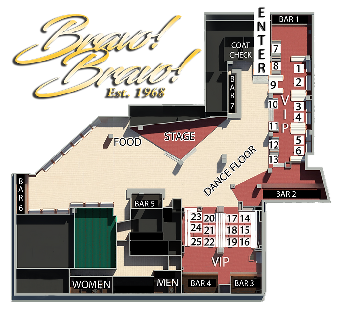 Bravo Bravo 2019 floor plan vip map.png