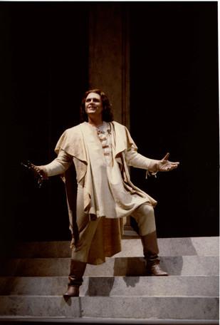 As Rodrigo in Rossini's Othello