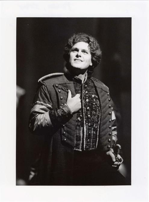 As Ilo, in Rossini's Zelmira