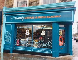 new shop front