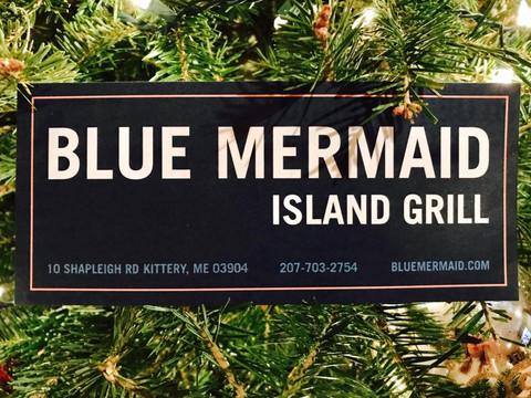 BLUE MERMAID ISLAND GRILL, Kittery ME