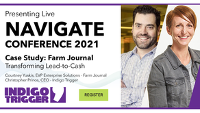 Indigo Trigger and Farm Journal Presenting at Navigate 2021