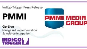 Indigo Trigger Brings PMMI Media Group Live on Naviga Ad