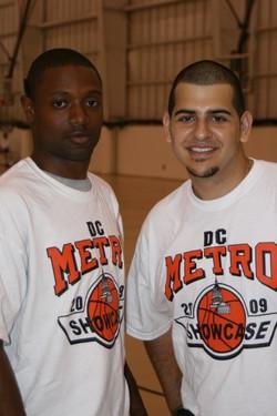 nima and kevin dc metro showcase