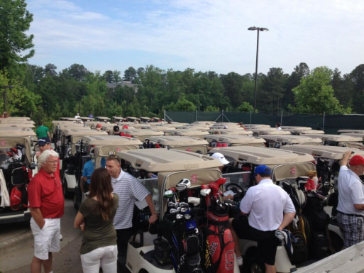 nc state golf tournament for brian keeter