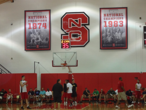 nc state coaches clinic