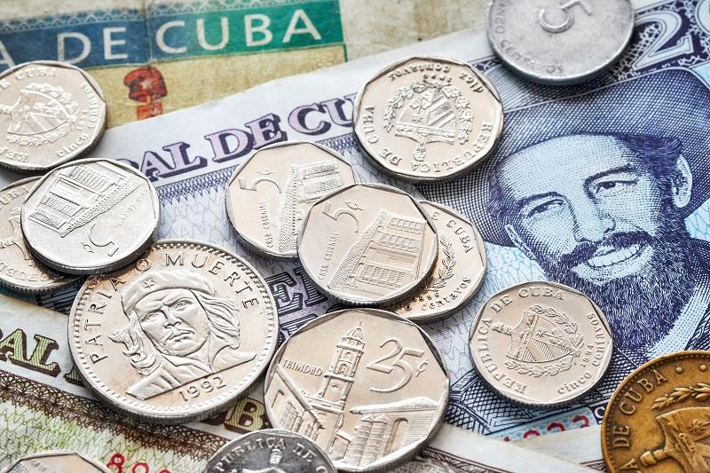 Кубинський песо (ісп. Peso cubano) — один з двох видів валюти, що перебуває в офіційному обігу на Кубі. Одне песо поділяється на 100 сентаво. Другим видом валюти є обмінний кубинський песо (CUC), який відрізняється наявністю обов'язкового напису «convertible» і використовується, в основному, в туристичній галузі.
