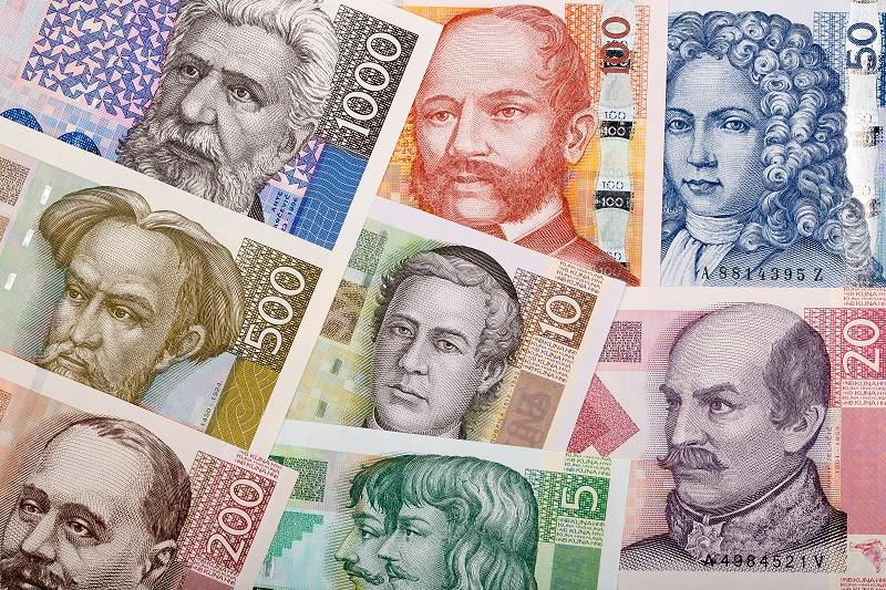 Куна (хорв. kuna) — офіційна валюта Хорватії. Перебуває в обігу з 1994 року. Поділяється на 100 ліпів (lipa). Літерний код: HRK,