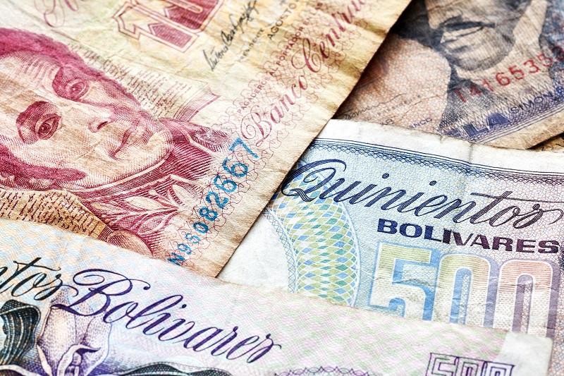 Болівар (ісп. Bolívar) - спочатку другорядна (в 1871-1879 роках), а потім основна (з 1879 по 2018 рік) грошова одиниця Венесуели.