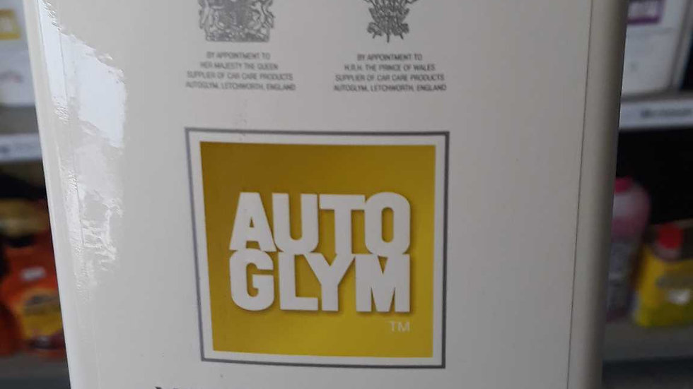 Auto Glym Vinyl and Rubber Care
