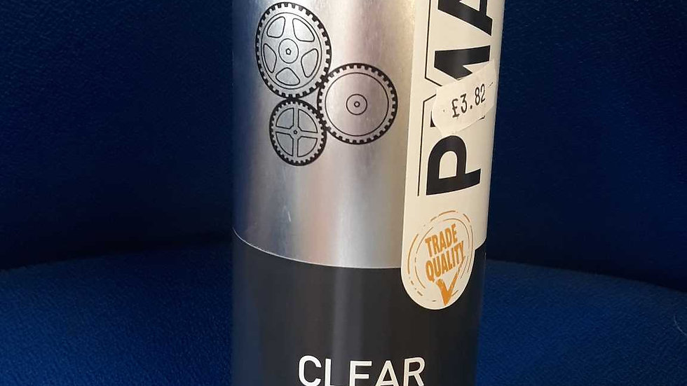 PMA Clear Grease