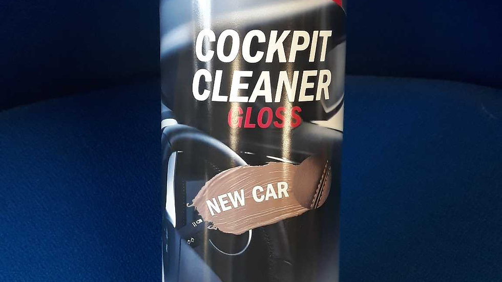 PMA Cockpit cleaner new car