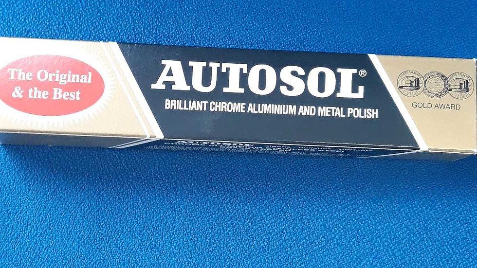 Aerosol chrome and aluminium polish