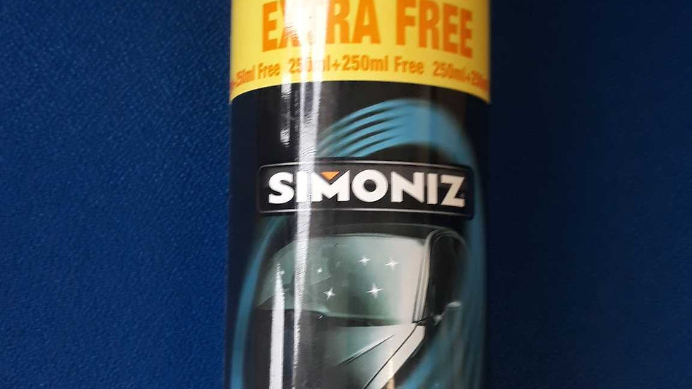Simoniz windscreen cleaner 500ml