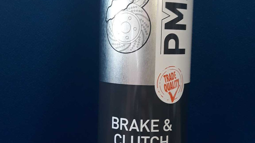 PAM Brake and clutch cleaner