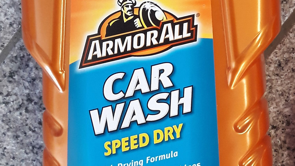 Armorall Car wash speed dry