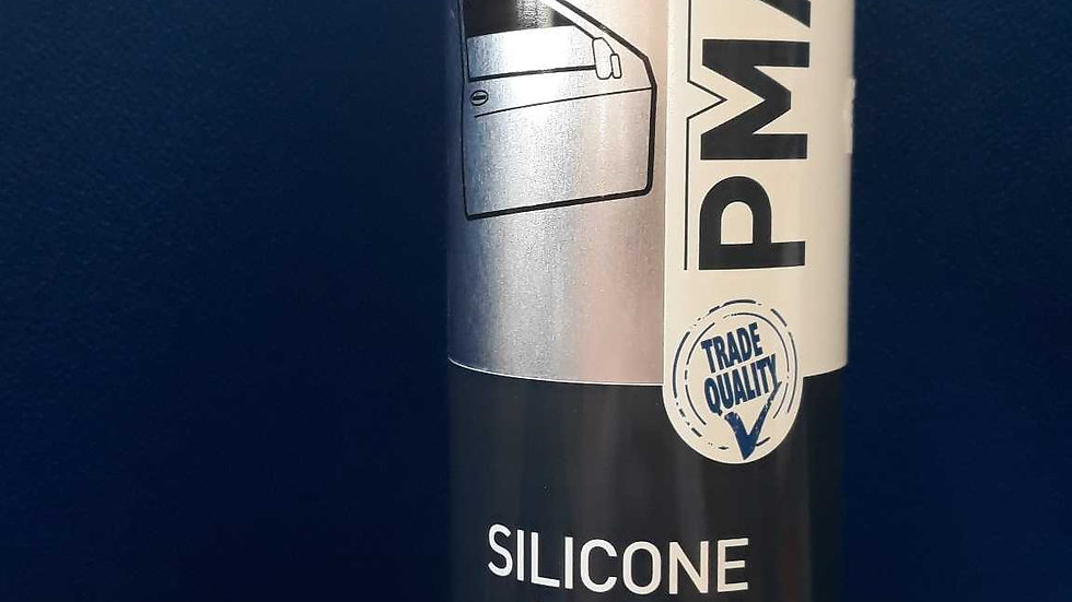 PMA  silicone lube