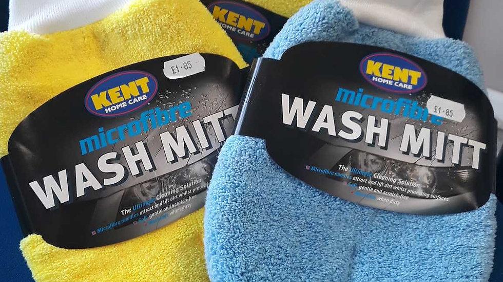 Kent wash mitt