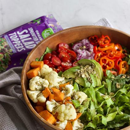 4-Ingredient Vegan Salad Dressing
