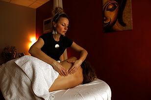 massage clisson prénatal