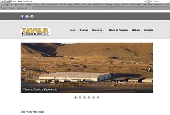 Empresa Tarpulin