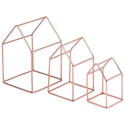 Wire Houses cobre