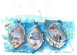 Saint Tropez barcos