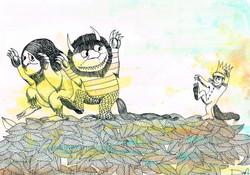 Ilustración Monsters