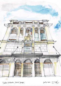 Teatro Novedades, Barrio Yungay