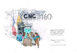 Presidente de Chile, Crowne Plaza