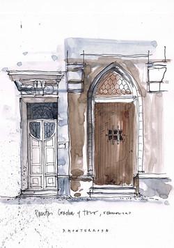 Puertas Barrio Concha y toro