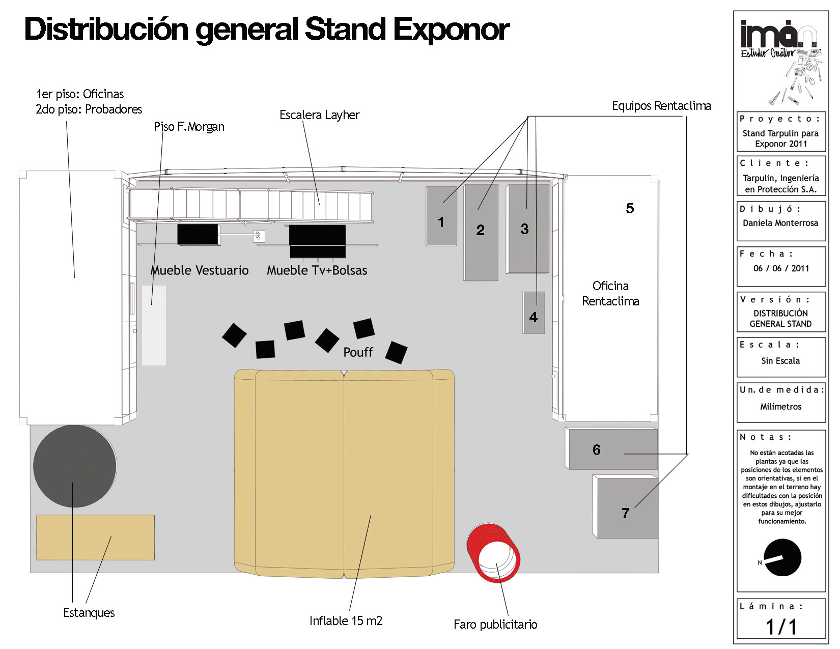 Stand Exponor 2011