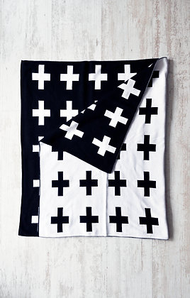 Manta cruces 70x100