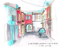 Calle José Arrieta