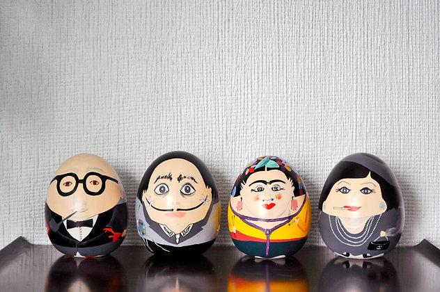 Ego Egg de Famosos