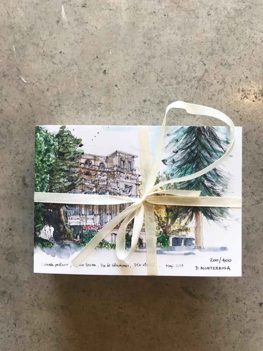 Postales Palacio Bruna