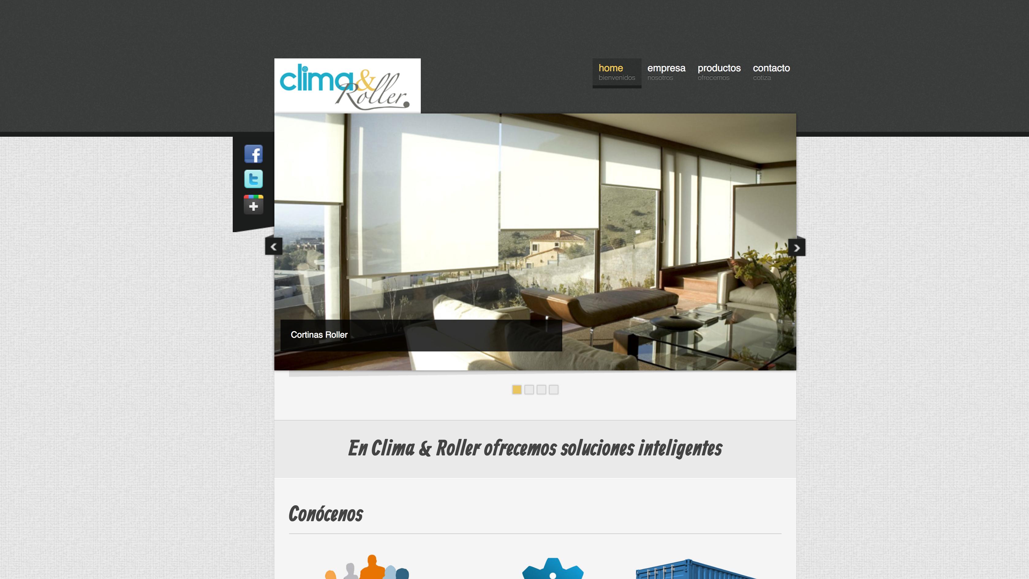 www.climayroller.cl