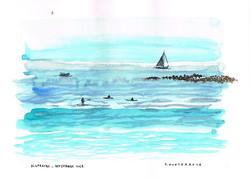 Mar Algarrobo