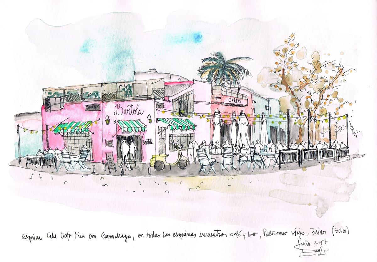 Bar Bartola, Palermo