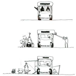 Caravan feeling