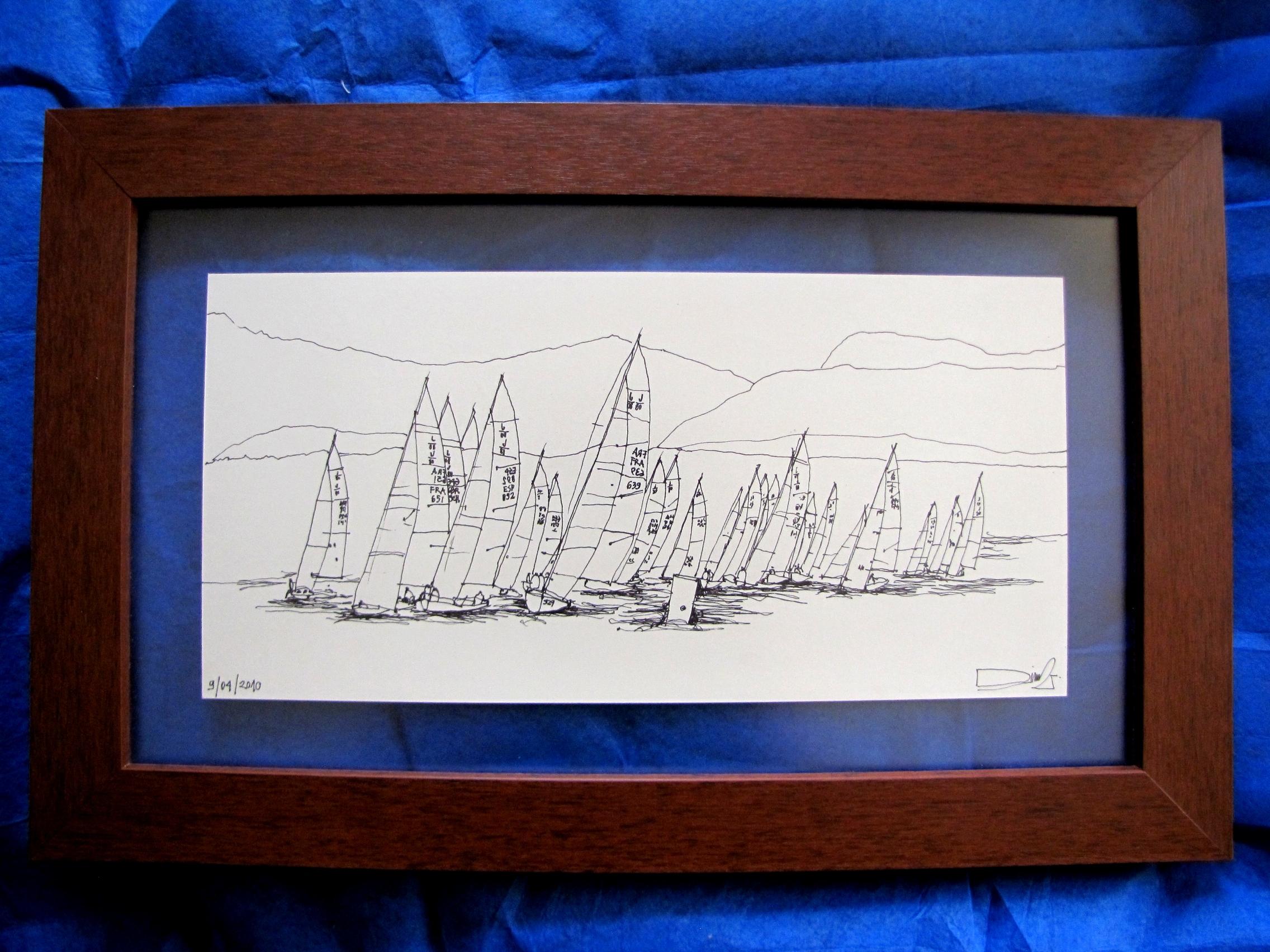 Encargo veleros